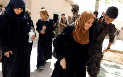 Siria: a Raqqa assediata emergenza umanitaria per i civili